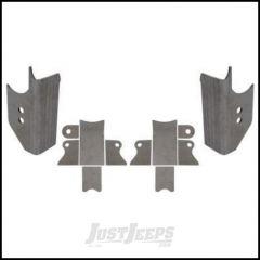 Synergy MFG Weld On Rear Lower Control Arm Axle Bracket Kit For 2007-18 Jeep Wrangler JK 2 Door & Unlimited 4 Door Models 8072-04