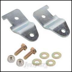 Synergy MFG Front & Rear Brake Line Relocation Kit For 2007-18 Jeep Wrangler JK 2 Door & Unlimited 4 Door Models 8082