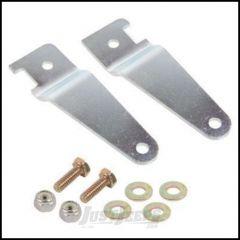 Synergy MFG Rear Brake Line Relocation Kit For 2007-18 Jeep Wrangler JK 2 Door & Unlimited 4 Door Models 8084