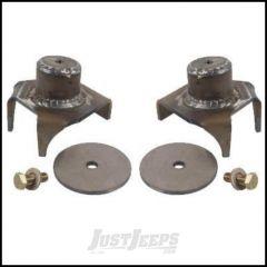 Synergy MFG Rear Axle Spring Pad For 2007-18 Jeep Wrangler JK 2 Door & Unlimited 4 Door Models 8098