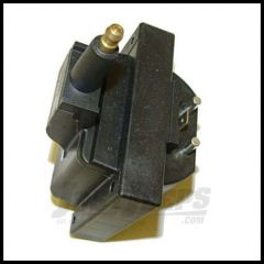Omix-ADA Ignition Coil For 1987-90 Cherokee XJ 4 or 6 CYL with Fuel Injection 17247.09