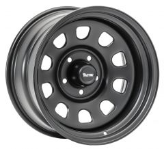 TACTIK D Window Classic Wheel in 17x9 with 4.75in Backspace for 07-20+ Jeep Wrangler JK, JL and Gladiator JT 92615.2503