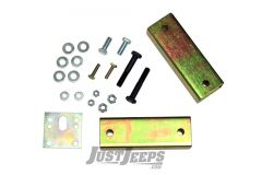 """Skyjacker Transfer Case Lowering Kit For 1994-01 Jeep Cherokee XJ Models With 3-4"""" Lift TCL31"""