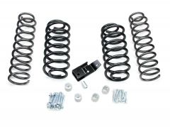"TeraFlex 2"" Suspension Lift Kit No Shocks For 1997-06 Jeep Wrangler TJ & Unlimited 1141200"