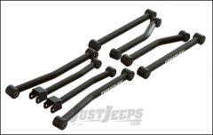 """TeraFlex Sport 8 FlexArm Kit For 2007-18 Jeep Wrangler JK 2 Door & Unlimited 4 Door Models With 2.5"""" - 3"""" Lift 1258000"""