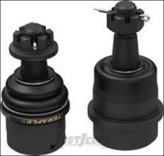 TeraFlex Dana 60 HD Ball Joint Pair With Knurl 3600020
