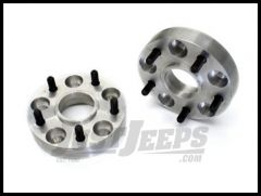 "TeraFlex 1.25"" Wheel Spacers 5X5 For 2007-18 Jeep Wrangler JK 2 Door & Unlimited 4 Door Models 1055000"