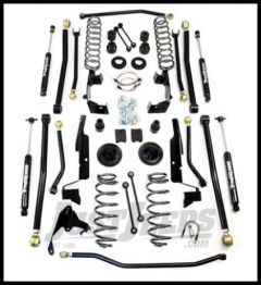 "TeraFlex 6"" Long Arm Suspension Lift Kit With 9550 Shocks ELITE LCG For 2007+ Jeep Wrangler JK 4 Door Unlimited 1257600"