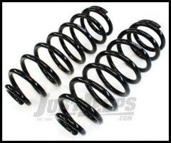 """TeraFlex 2.5 - 3"""" Lifted Rear Coil Springs Pair For 2007-18 Jeep Wrangler JK 2 Door & Unlimited 4 Door 1854102"""