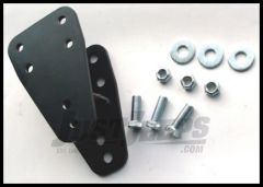 TeraFlex Spare Tire Extension Bracket For 1987-Current Jeep Wrangler YJ, TJ, JK & Unlimited Models 1907200