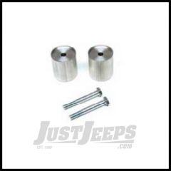 """TeraFlex 3"""" Bumpstop Kit Rear For 1997-06 Jeep Wrangler TJ & Unlimited 1910111"""