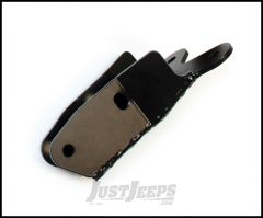 """TeraFlex Front Trackbar Bracket For 2007-18 Jeep Wrangler JK 2 Door & Unlimited 4 Door With 4""""+ Lift 1953000"""