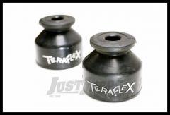 """TeraFlex 2"""" Rear Upper Bumpstop Extension Kit For 2007-18 Jeep Wrangler JK 2 Door & Unlimited 4 Door 1954802"""
