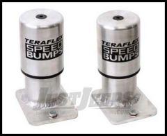 """TeraFlex Rear Speedbump Bumpstops 6"""" Lift Pair For 2007-18 Jeep Wrangler JK 2 Door & Unlimited 4 Door 1958602"""