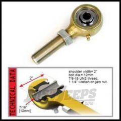 TeraFlex Medium Flex End Right Hand Thread 4116230