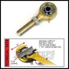 TeraFlex Medium Flex End Left Hand Thread 4116231