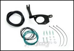 TeraFlex Vacuum Pump Relocation Bracket Kit For 2012+ Jeep Wrangler JK 2 Door & Unlimited 4 Door 4403100