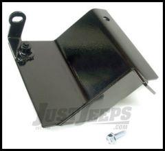 TeraFlex Steering Box Skid Plate For 1997-06 Jeep Wrangler TJ & Unlimited 4627400