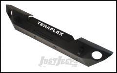 TeraFlex Front RockGuard Epic Bumper Kit With Recessed Center Mount Winch Plate For 2007-18 Jeep Wrangler JK 2 Door & Unlimited 4 Door 4653200