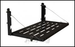 TeraFlex Multi-Purpose Tailgate Table Without Cutting Board For 2007-18 Jeep Wrangler JK 2 Door & Unlimited 4 Door Models 4804181
