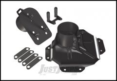"TeraFlex Alpha HD Adjustable Spare Tire Mounting Kit For 5 On 5.5"" Wheels For 2007-18 Jeep Wrangler JK 2 Door & Unlimited 4 Door 4838235"
