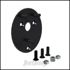 TeraFlex Spare Tire Relocation Bracket Kit For 2007-18 Jeep Wrangler JK 2 Door & Unlimited 4 Door 4904200