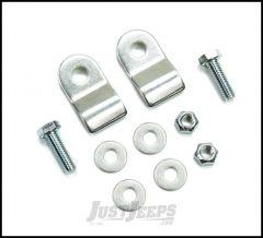 TeraFlex Front Lower Spring Retainer Kit For 2007-18 Jeep Wrangler JK 2 Door & Unlimited 4 Door 4951300