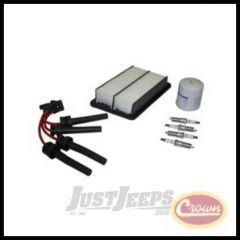 Crown Automotive Tune Up Kit For 2003-06 Jeep Wrangler TJ With 2.4L With EFI TK43