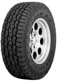 Toyo Open Country A/T II Tire P285/70R17 (33x11.50) Load-SL 352150