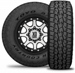 Toyo Open Country A/T II Xtreme Tire LT35x12.50R20 Load-E 352730