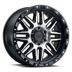 Black Rhino Alamo Wheel In Gloss Black w/ Machined Face 1790ALA-