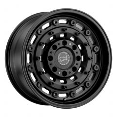 Black Rhino Arsenal Wheel In Black On Black 85127M71ARS-