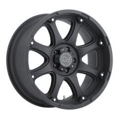 Black Rhino Glamis Wheel for 07-20+ Jeep Wrangler JL, JK & Gladiator JT GLAMIS-