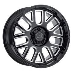 Black Rhino Pismo Wheel for 07-20+ Jeep Wrangler JL, JK & Gladiator JT PISMO