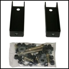Tuffy Products Full Length Underseat Security Drawer TY-130-01 Mounting Kit For 1976-86 Jeep CJ Models 026-01