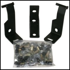 Tuffy Products Full Length Underseat Security Drawer TY-130-01 Mounting Kit For 1987-95 Jeep Wrangler YJ 045-01