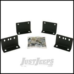 Tuffy Products Full Length Underseat Security Drawer TY-130-01 Mounting Kit For 2003-06 Jeep Wrangler TJ & TLJ Unlimited Models 078-01