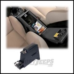 """Tuffy Products Series II Security Console 6?"""" Width In Black For 1991-95 Jeep Wrangler YJ 023-01"""