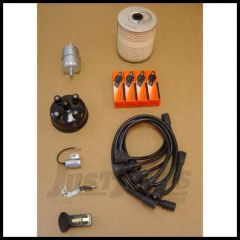 Omix-ADA Tune Up Kit For 1946-53 Jeep CJ Series With 134 4 Cyl 17257.72