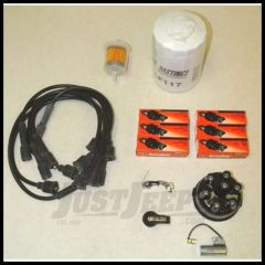 Omix-ADA Tune Up Kit For 1960-63 Jeep Willys Series With 226 & Screw in Oil Filter 17257.78