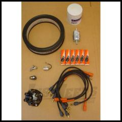 Omix-ADA Tune Up Kit For 1972-73 Jeep CJ5 With Points Ignition 17257.79