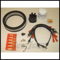 Omix-ADA Tune Up Kit For 1974 Jeep CJ5 With Points Ignition 17257.80
