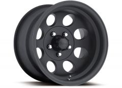Ultra Wheel Company Series 164 Matte Black 17X9 5X5 bolt pattern 164-7973B