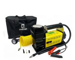Overland Systems Air Compressor System 5.6 CFM With Storage Bag, Hose & Attachments Universal 12089917