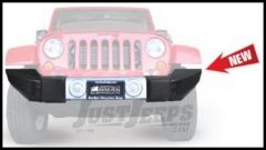 Vertically Driven Products Full Width High Clearance End Cap Conversion Kit For 2007-18 Jeep Wrangler JK 2 Door & Unlimited 4 Door Models With Original Front Bumper 31555