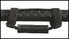 Vertically Driven Products Grab Handles Diamond Plate Black For Universal Applications 50769301
