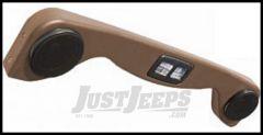 Vertically Driven Products Hi Fidelity Deluxe 2-Speaker Overhead Soundbar In Spice For 1987-02 Jeep Wrangler YJ & TJ 792217