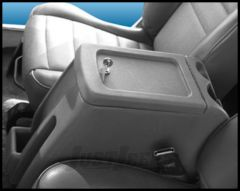 Vertically Driven Products Rotomolded Console In Black For 1997-00 Jeep Wrangler TJ 32401