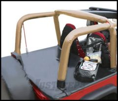 Vertically Driven Products Sport Bar Cover Denim Spice For 1997-02 Jeep Wrangler TJ 50769717