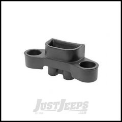 Vertically Driven Products Trash Can With Cup Holders For 2011-18 Jeep Wrangler JK 2 Door & Unlimited 4 Door Models 31600